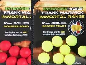 The Frank Warwick Immortals Range