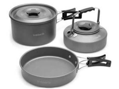 Trakker Complete Cookware Set