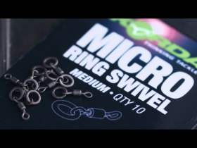 Micro Rig Ring Swivels