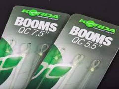 Ready-Tied Booms