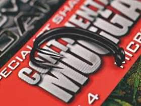 Specialist Sharpened Covert Dark Continental Mugga Hooks