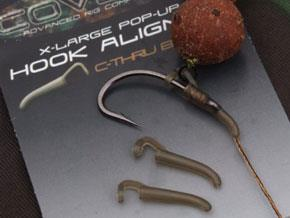 Covert Pop-Up Hook Aligner