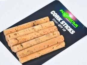 spare cork sticks