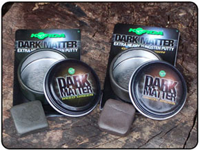 Dark Matter Tungsten Putty