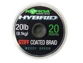Korda Hybrid Stiff Coated Braid