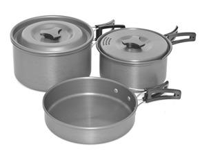 Armo 3 Piece Cookware Set
