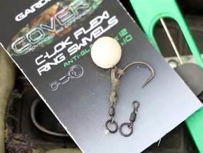 Covert C-lok Flexi Ring Swivels